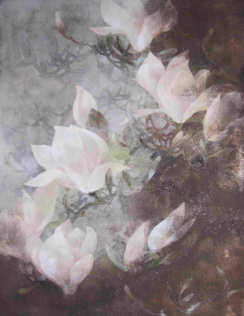 Magnolia - 40,9 x 31,8 cm