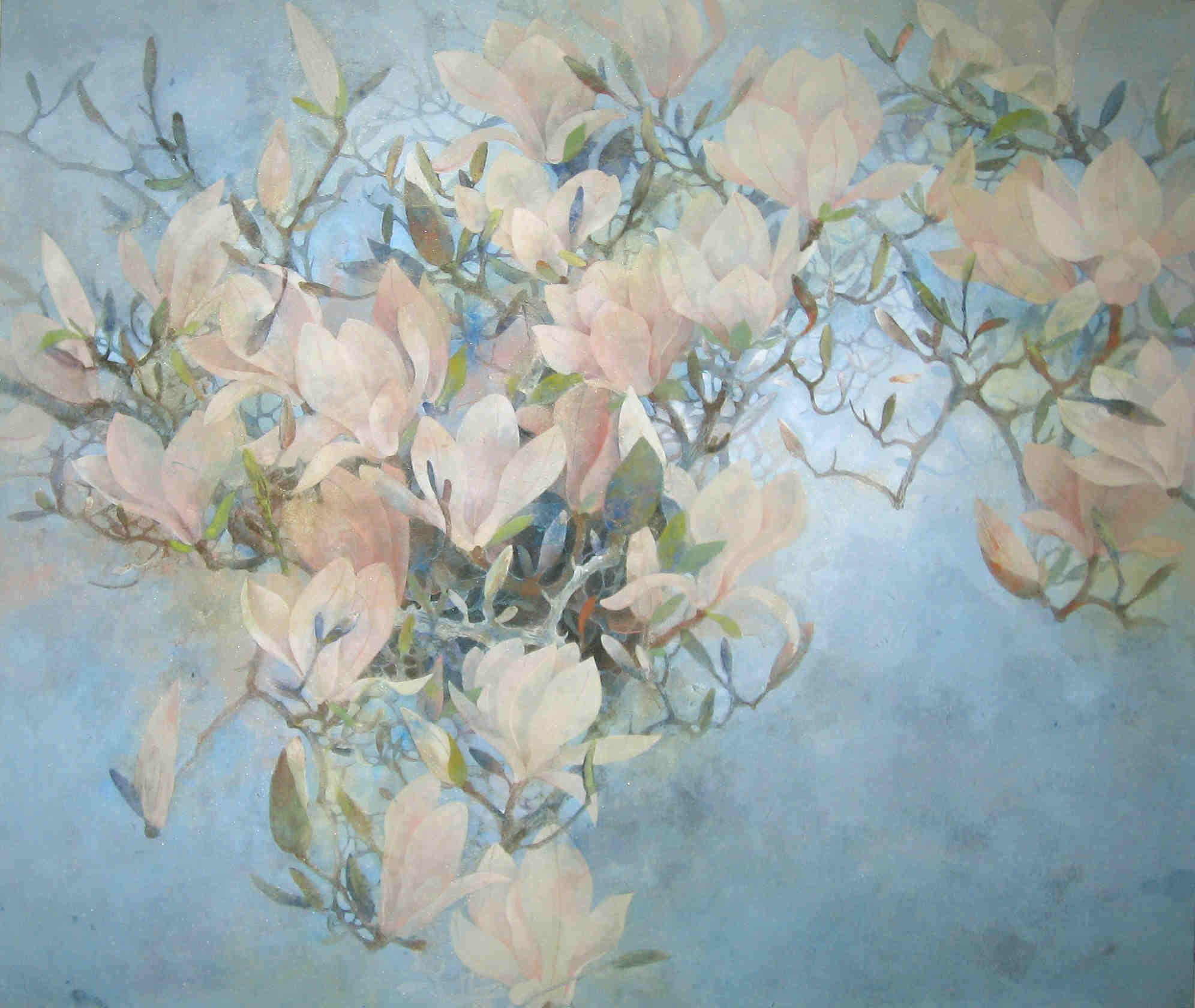 printemps - 76x90cm / 2009