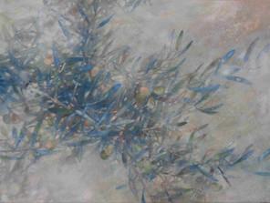 Le vent - 30 x 40 cm / 2017