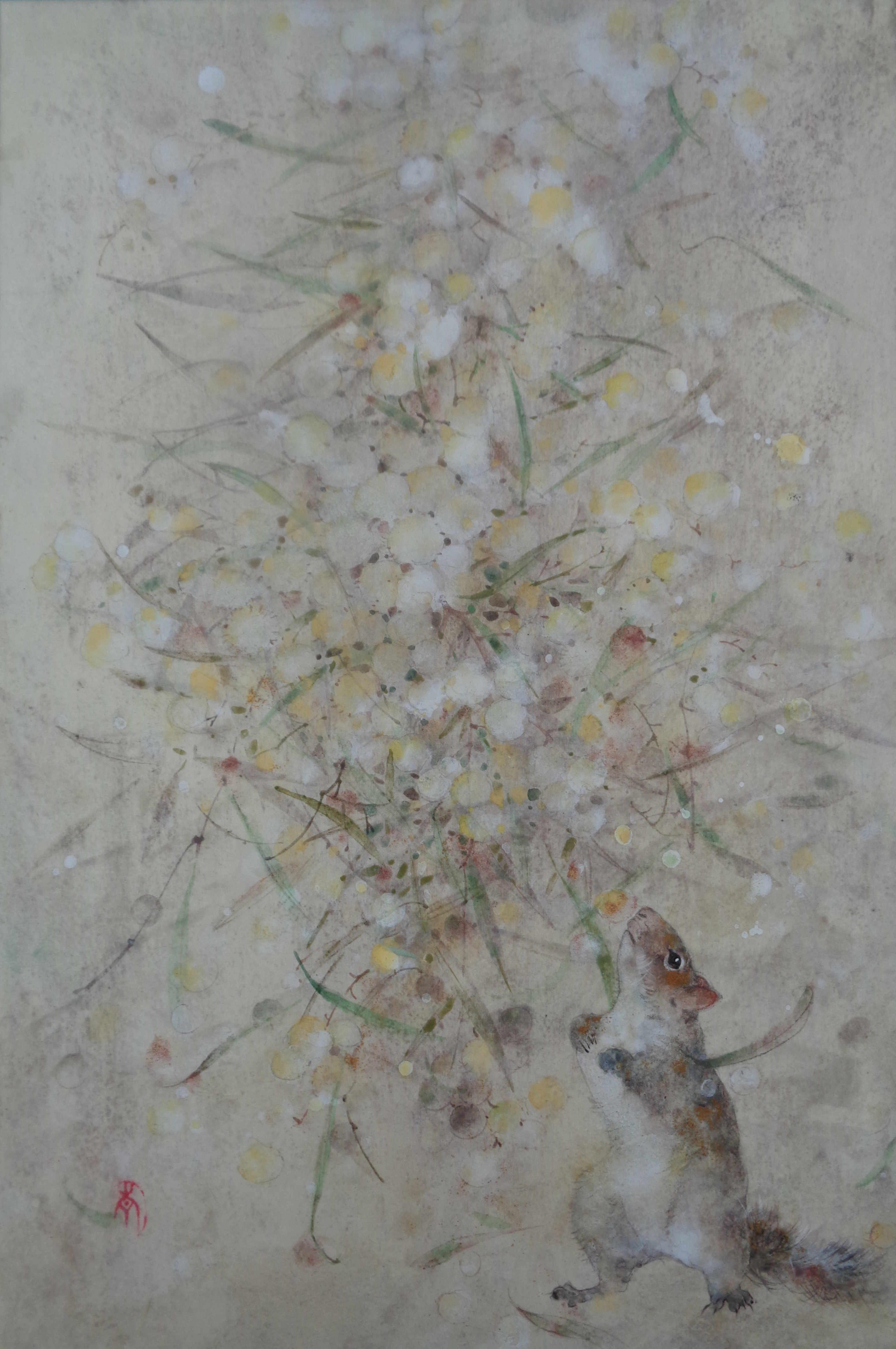 Recherche III - 41,3x27,5 cm / 2020