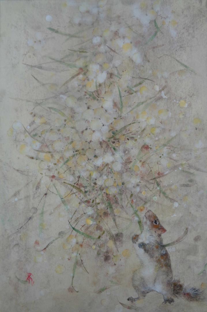 Recherche III - 41,3 x 27,5 cm / 2020