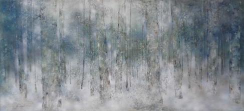 Plénitude II - 69 x 150 cm / 2020