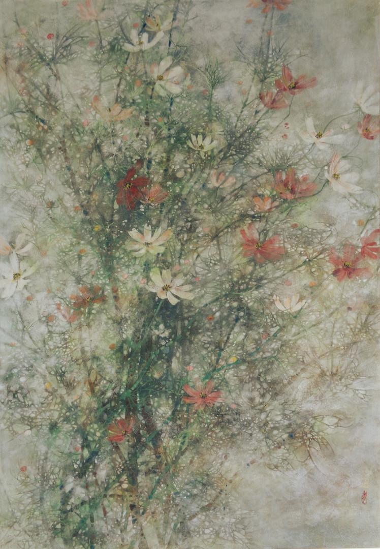 Breeze - 100 x 70 cm / 2018