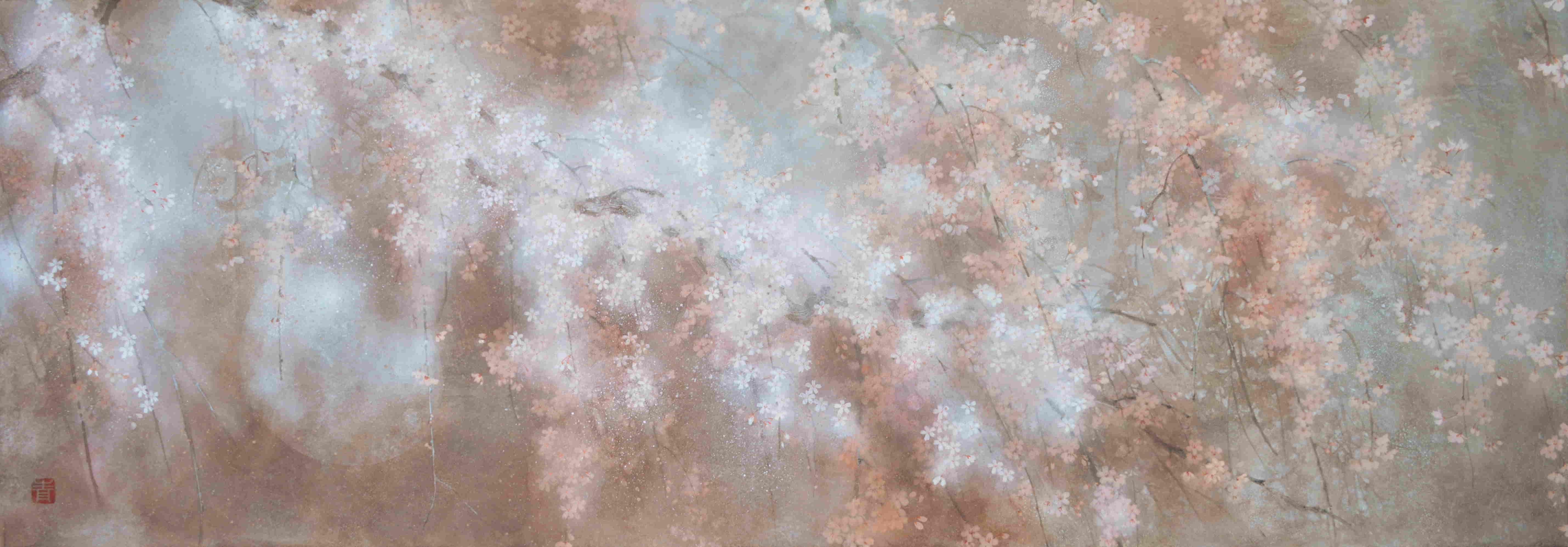 Souffle - 63x180 cm / 2012