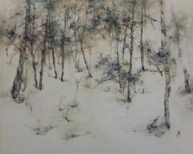 Serein - 40 x 50 cm / 2018