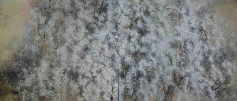 Hanami - 153x360 cm /2015