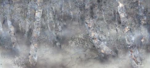 Promenade - 70 x 150 cm / 2019