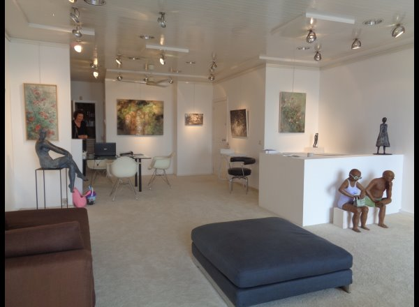 D'Haudrecy art gallery