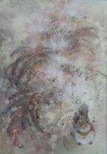 Recherche II - 27,3 x 19 cm / 2020