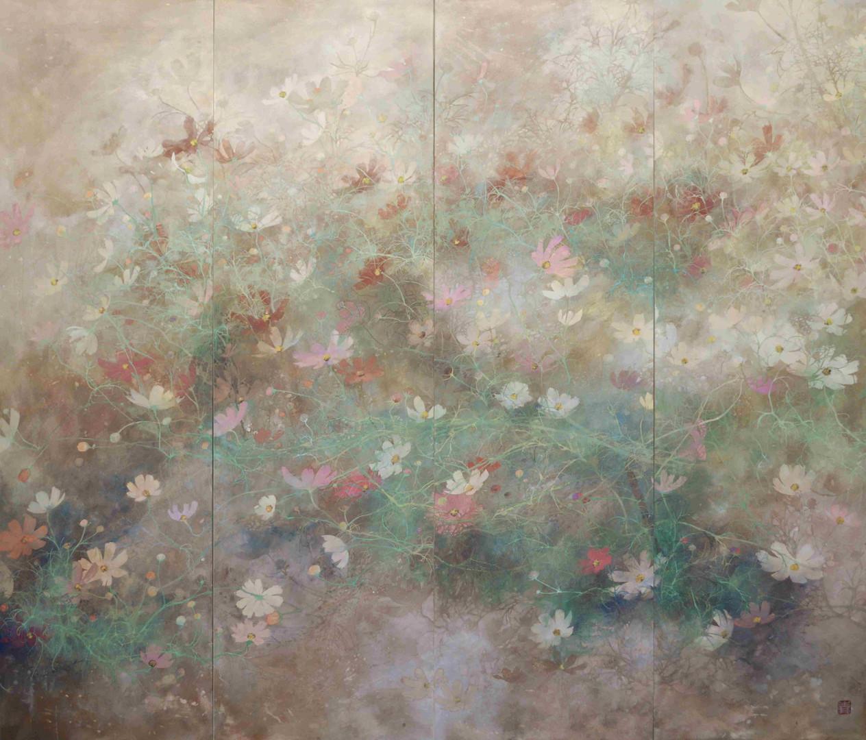 Amour - 153 x 176 cm / 2008