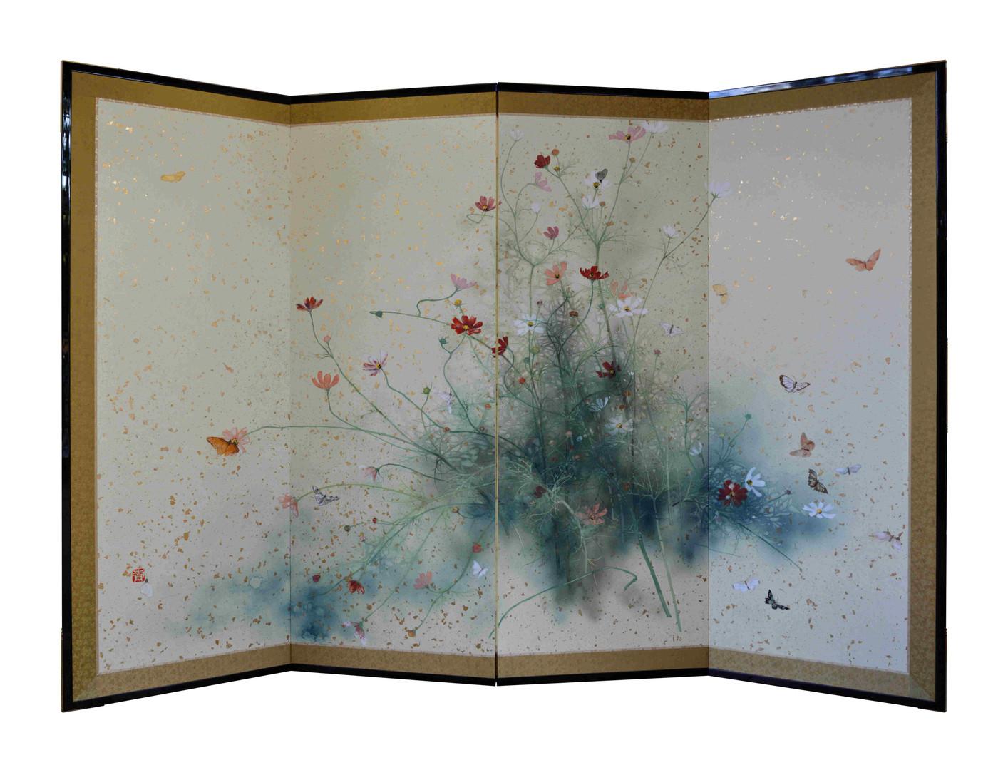Ronde - 136 x 208 cm / 2014