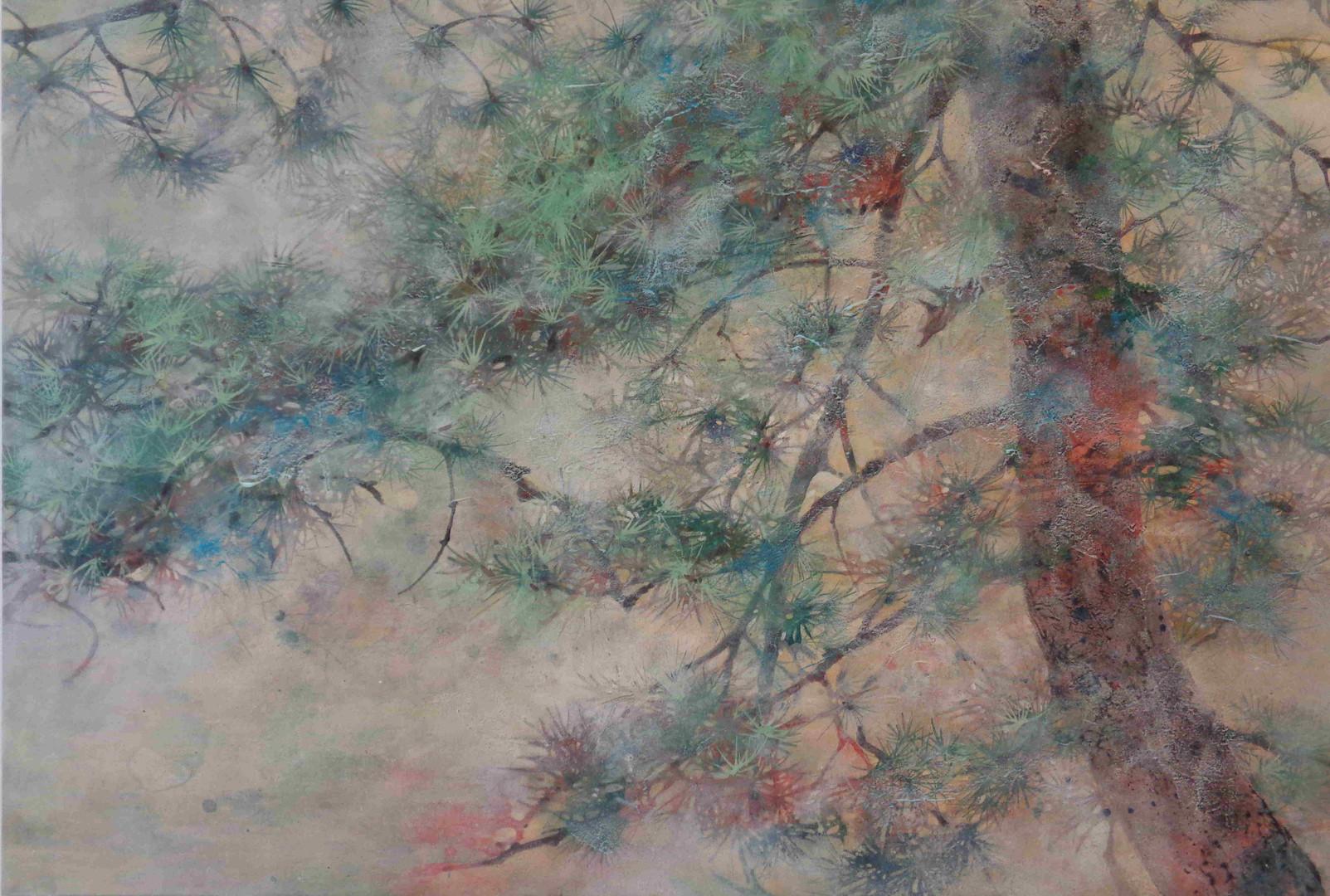 Jadis - 60 x 80 cm / 2015