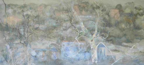 Quiétude - 80 x 180 cm / 2007