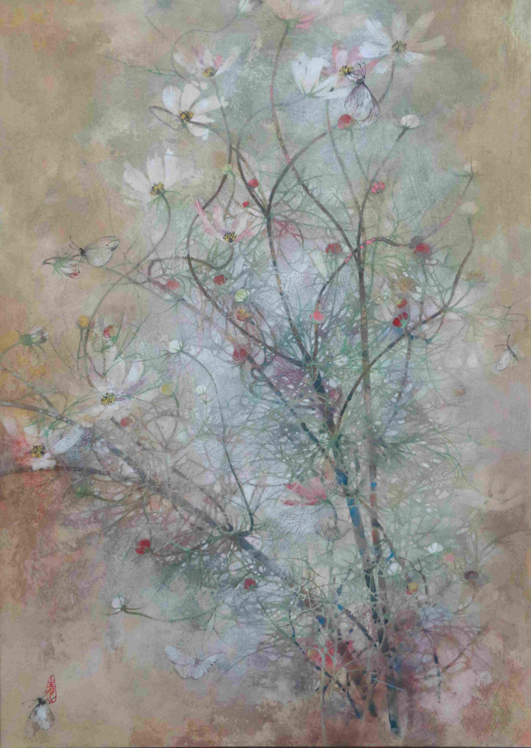 Cosmos - 70 x 50 cm / 2016