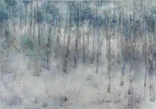 Solitude - 70 x 100 cm / 2020