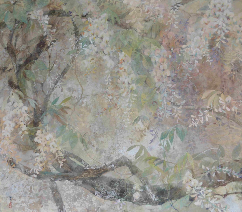 Clochette - 80 x 92 cm