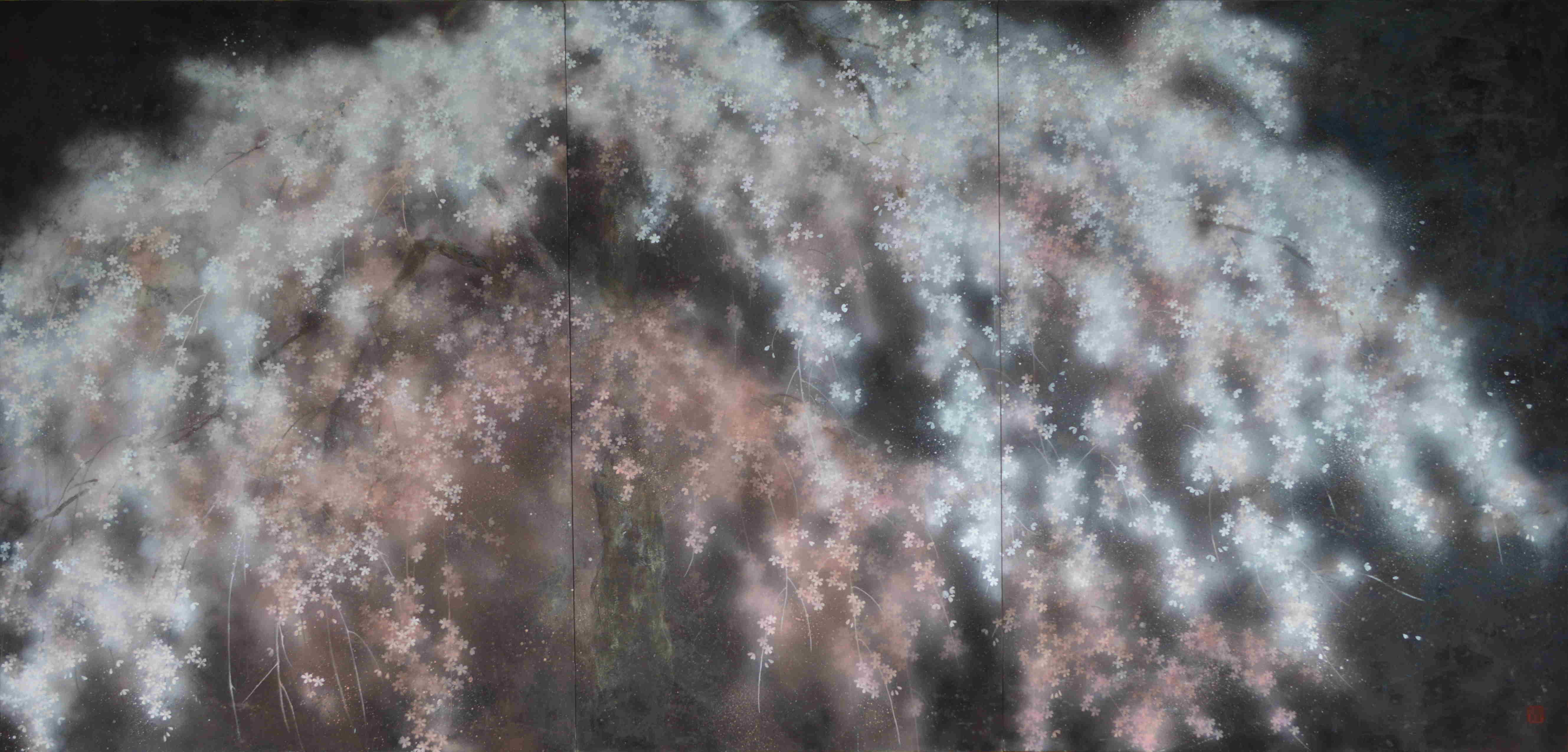 Eclat - 122x250 cm /2013