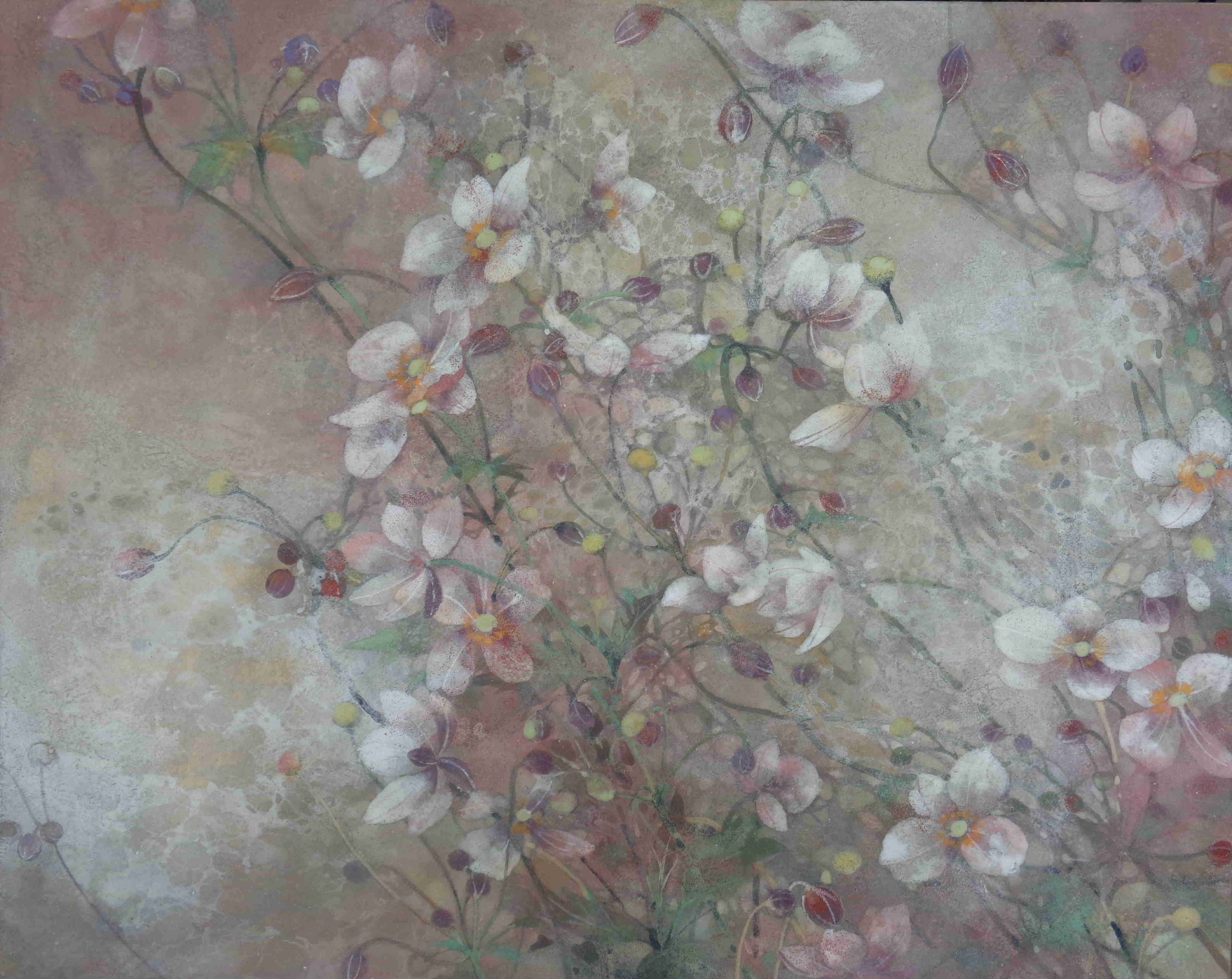 Souvenir du Giverny - 40x50cm