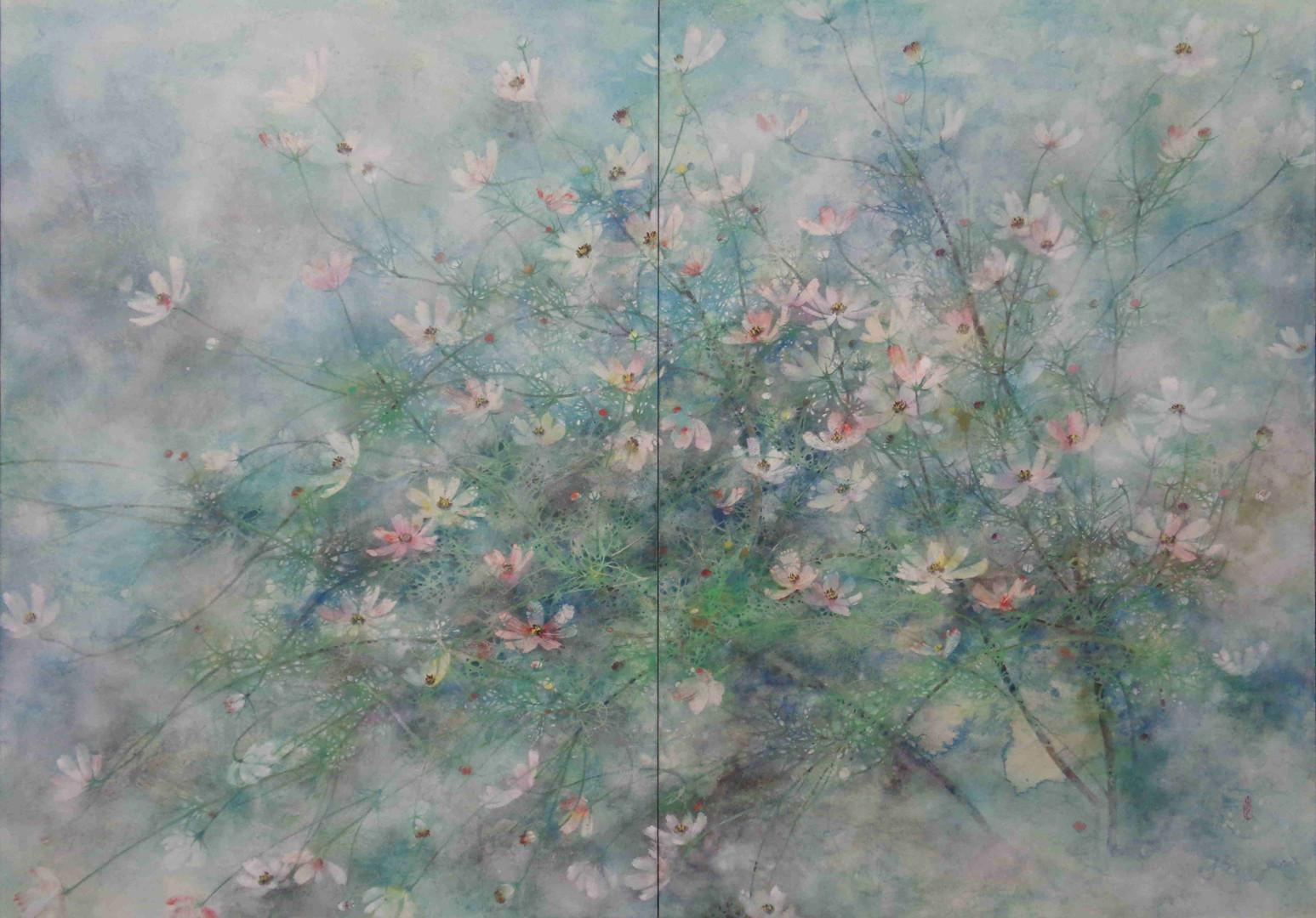 Esperance - 100 x 140 cm / 2020