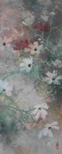 Cosmos - 50 x20 cm / 2014