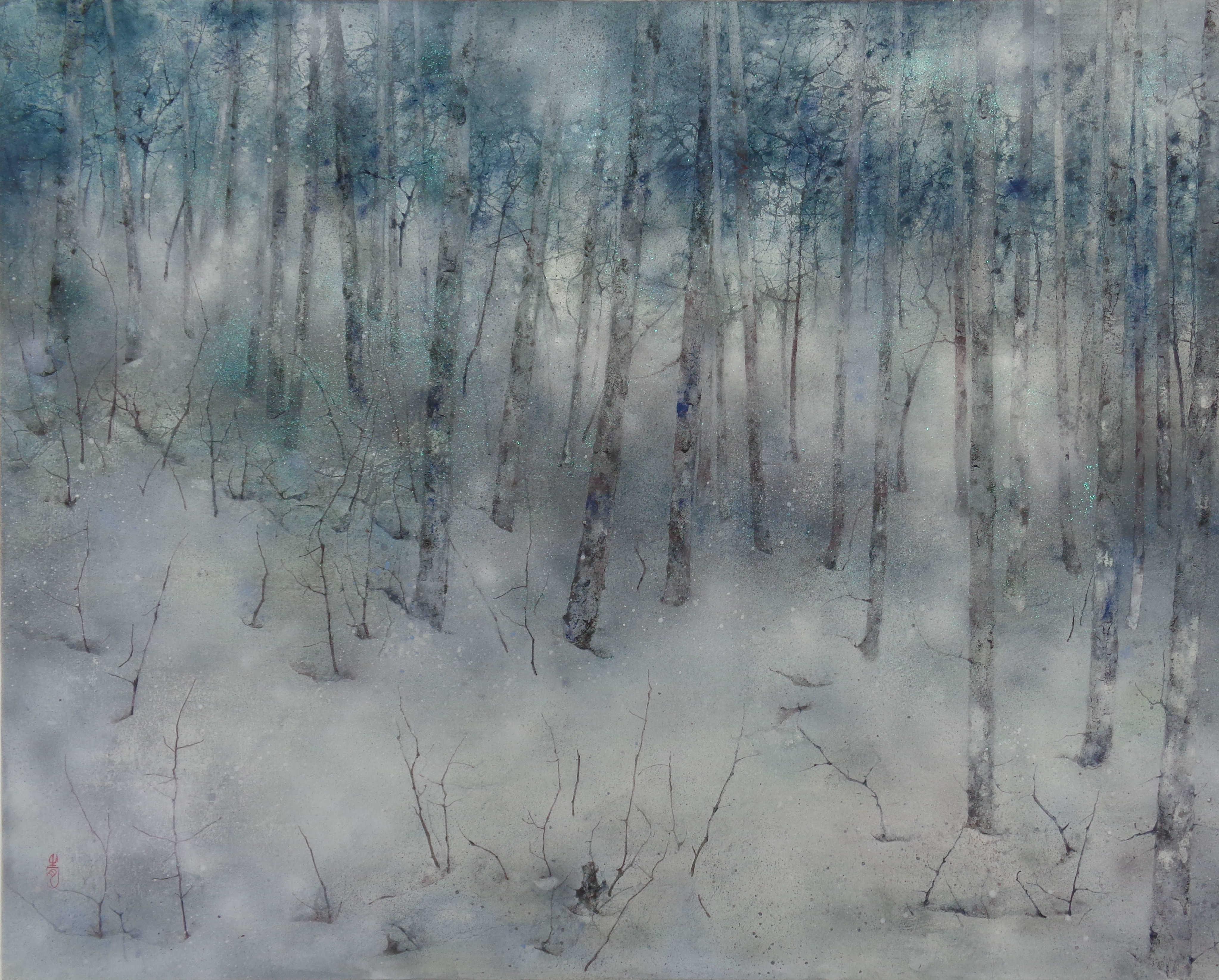 Solitude - 70x100cm /2020