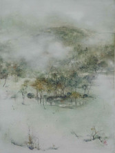 Early spring - 46 x 38 cm / 2020