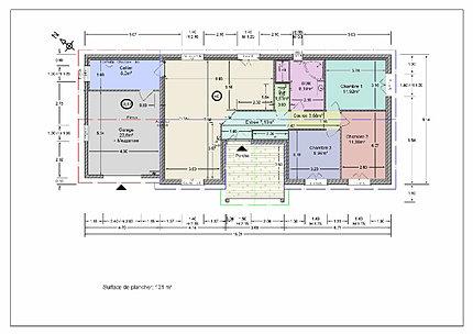 realiser un plan de maison top description ralisation with realiser un plan de maison best. Black Bedroom Furniture Sets. Home Design Ideas