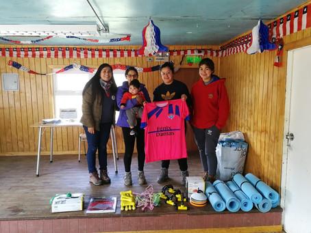 Segunda etapa de seguimientos a proyectos ganadores del fondo concursable Hualaihué 2018