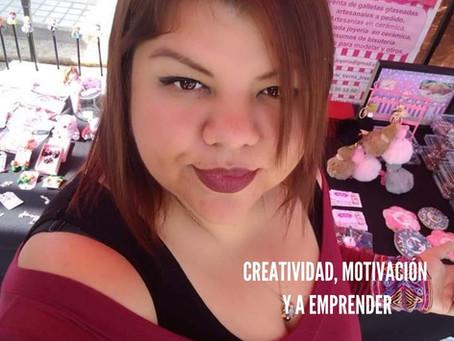 Alison Segovia CREATIVIDAD, MOTIVACIÓN Y A EMPRENDER