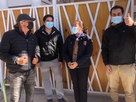 ENCUENTRO CON DIRIGENTES COMUNITARIOS DE SIERRA GORDA, DIÁLOGOS PARA EL DESARROLLO.