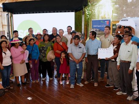 Nuevo Convenio de Colaboración permitirá la plantación de 30 ha de Alfalfa en la Pampa del Tamarugal