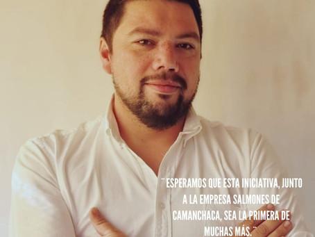 FONDO CONCURSABLE SALMONES CAMANCHACA- LA SEMILLA PERMITIRÁ EXTENDER EL ÁREA DE TRABAJO