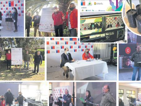Celebración de la Feria Interactiva  Regional.