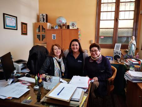 Fundación La Semilla participa en la Certificación Ambiental de 12 Establecimientos de la V Región