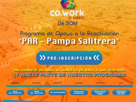 Alianza entre grandes empresas dará apoyo a quienes se adjudiquen concurso de Corfo Antofagasta