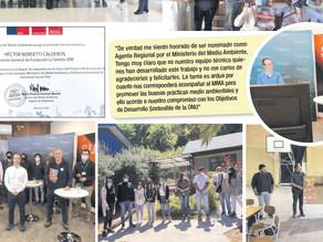 Fundación La Semilla ha sido nominada como: Agente Regional por la Mitigación Climática.
