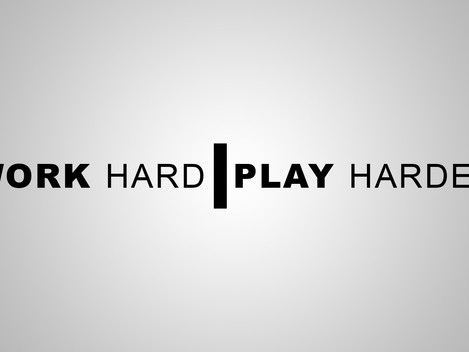 How to Sustain Work Hard, Play Hard Lifestyle? IV!