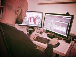 Edan in editing