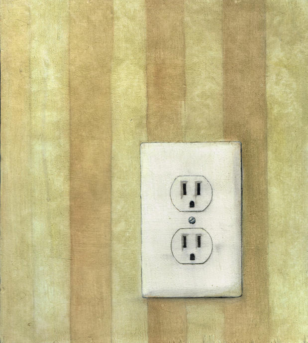 Striped Outlet