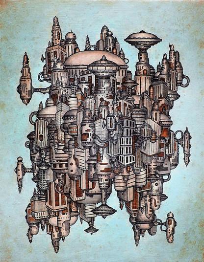 Ecumenopolis 2020