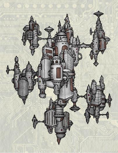 Ecumenopolis