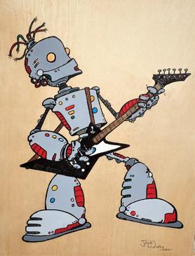 Guitar Bot