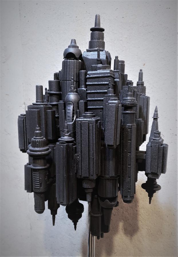 Ecumenopolis 3D