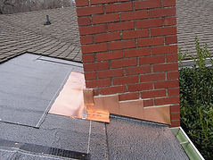 quality copper counter flashing
