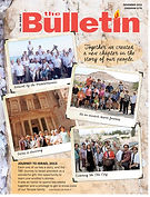 Temple Beth El Bulletin June 2016