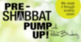 Pre-Shabbat Pump-up with Rabbi Brudney.j