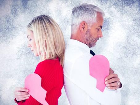 Five Unique Challenges of Gray Divorce