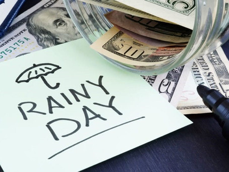 Thinking of a Divorce? 10 Reasons to Start a Rainy Day Divorce Fund!
