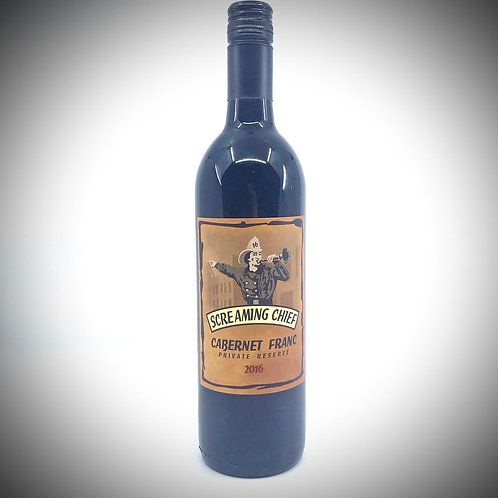 2016 Screaming Chief Cabernet Franc