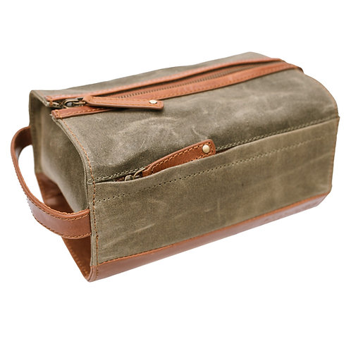 Duck Dopp Kit | Forest Green